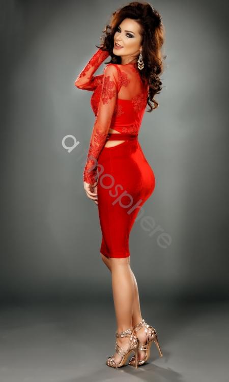 rochie-trei-sferturi-din-catifea-rosie-s-1-10