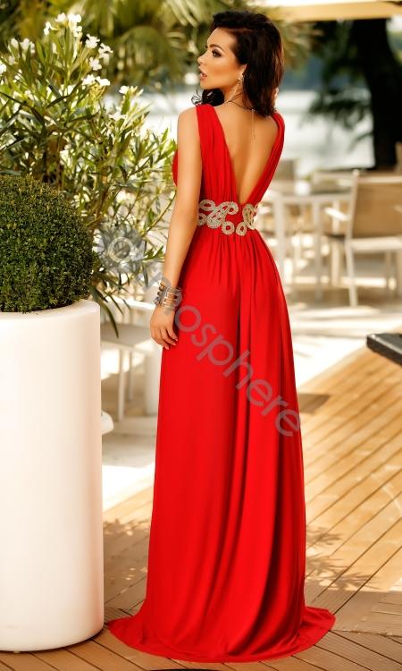 rochie-lunga-rosie-tul-cu-pasmanterie-au-20