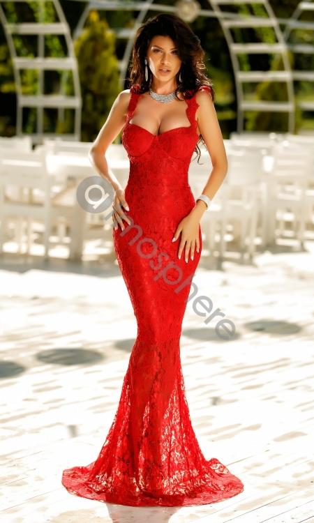 rochie-lunga-dantela-rosie-rn-1408-10