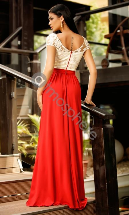 rochie-lunga-lycra-rosie-cu-dantela-si-d-20