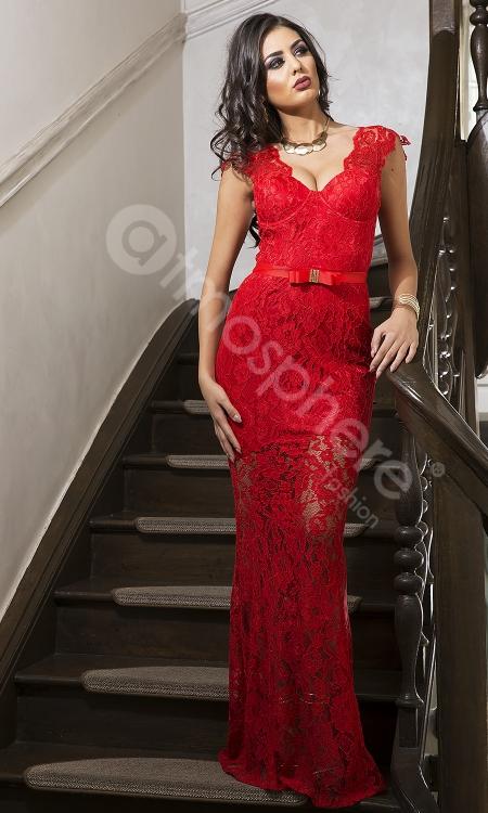 rochie-lunga-dantela-rosie-rn-1505-10